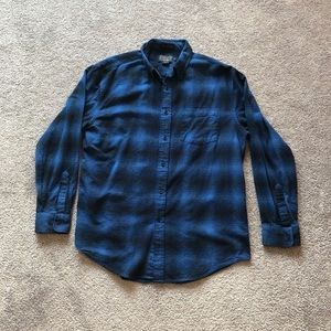 Pendleton Flannel Button Up Shirt